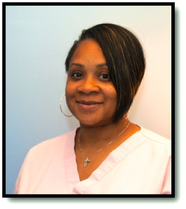 LaTrisha Stallworth of 1st Choice Sports Rehab Center