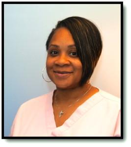 LaTrisha Stallworth of 1st Choice Sports Rehab Center