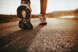 can running shoes make a difference
