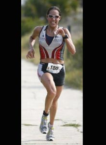 Professional Triathlete Overcomes Injury