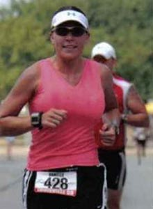 My 1st Ironman Completed! Thanks to Dr. Sadri