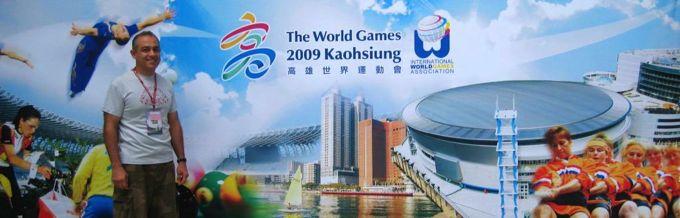 World Games 2009 - Dr. Sadri