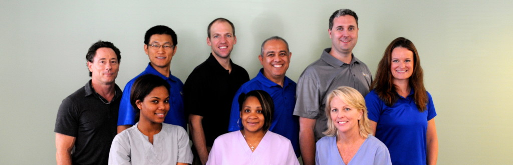 The Atlanta Sports Chiropractors at 1st Choice Sports Rehab Center
