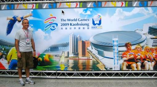 Dr. Sadri chosen for World Games