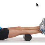 crossfit ankle treatment - foam rolling