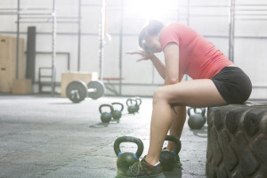crossfit after injury